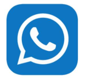 Whatsapp Blue Plus 1